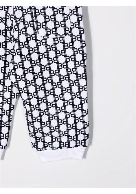 balmain pantalone Balmain | Pantalone | 6P6B90Z0002100NE