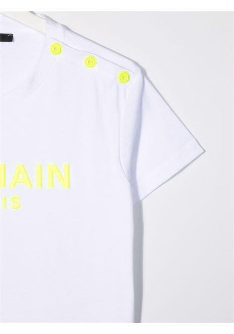 Balmain   Tshirt   6P8051J0006100T
