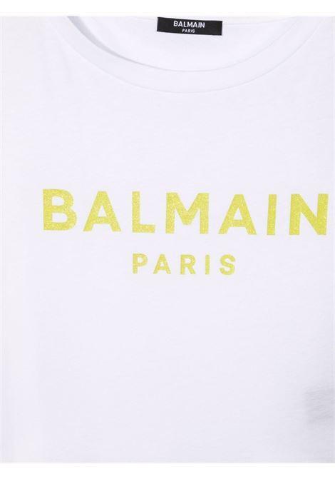 Balmain   Tshirt   6P8061Z0003100T