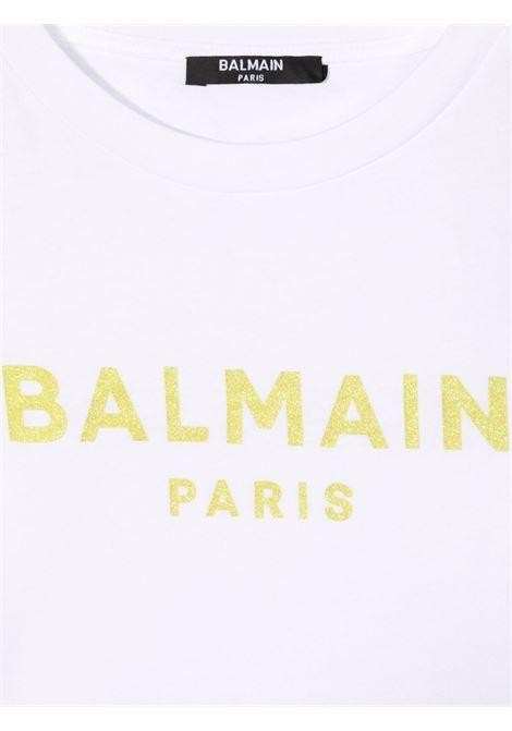 Balmain   Tshirt   6P8061Z0003100
