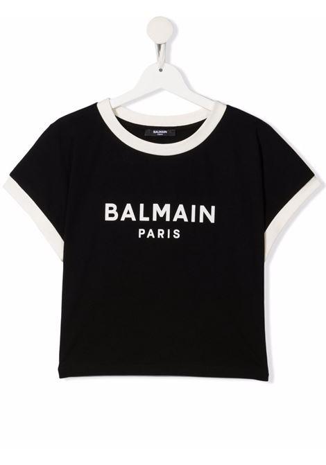 balmain tshirt Balmain | Tshirt | 6P8071Z0003930BGT
