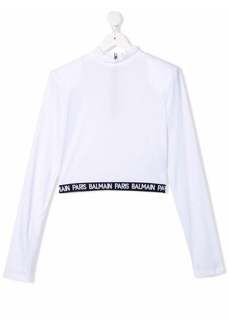 balmain tshirt Balmain | Tshirt | 6P8120J0006100NET