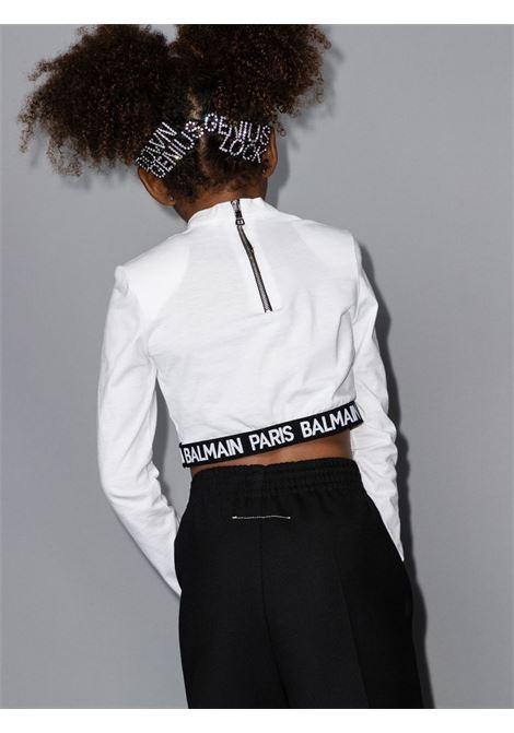 balmain tshirt Balmain | Tshirt | 6P8120J0006100NE