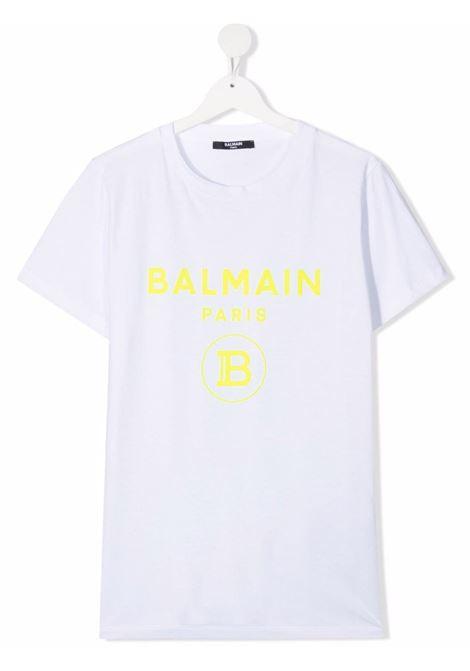 Balmain | Tshirt | 6P8541Z0003100GLT