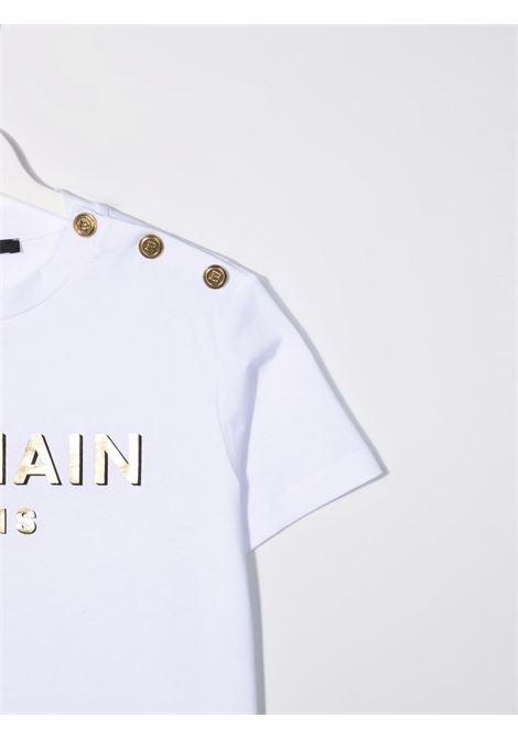balmain Balmain | Tshirt | 6P8641Z0003100ORT