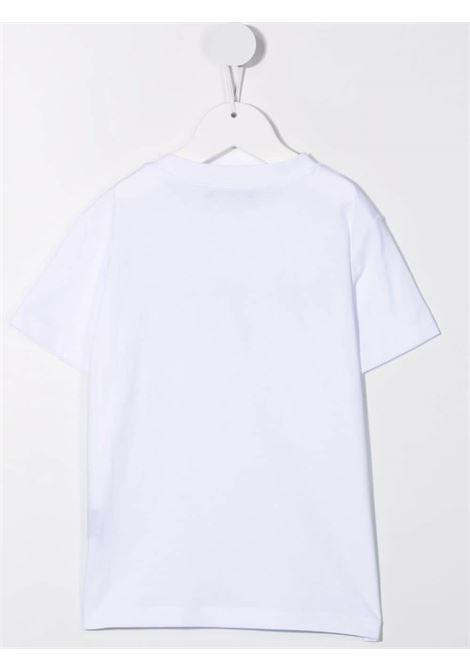 balmain Balmain | Tshirt | 6P8641Z0003100OR