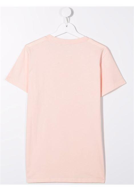 balmain  tshirt stampa logo Balmain | Tshirt | 6P8701Z0003500BCT