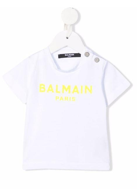 Balmain | Tshirt | 6P8A11Z0003100GL
