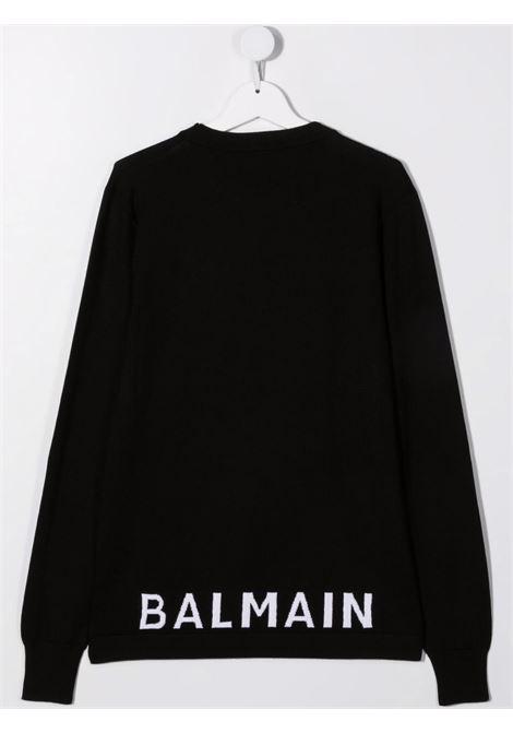 balmain maglia Balmain | Maglia | 6P9560W0031930BCT