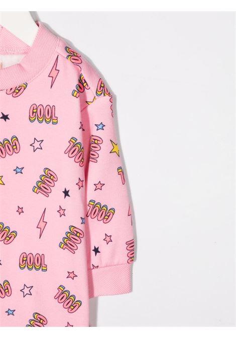 billieblush abito felpa stampato Billieblush | Abito | U02309465
