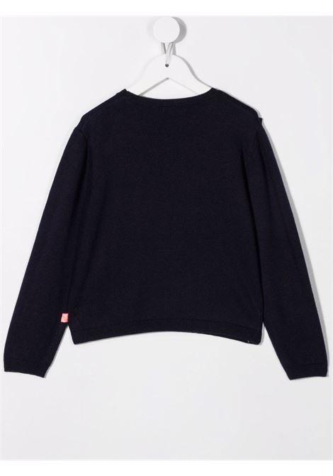billieblush  maglia con fiocco pailettes Billieblush | Maglia | U1593985T