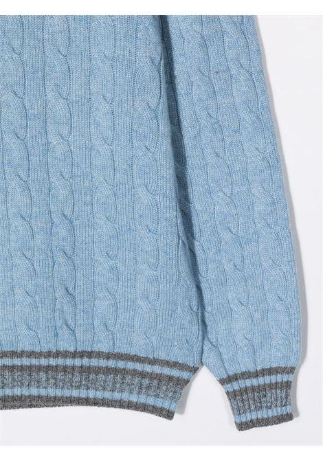 brunello cucinelli maglione treccia Brunello Cucinelli kids | Maglia | B22M72300CA289T