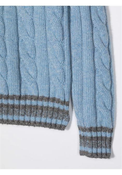 brunello cucinelli maglione treccia Brunello Cucinelli kids | Maglia | B22M72300CA289