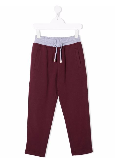 Brunello Cucinelli kids | Trousers | BM810E306CW248