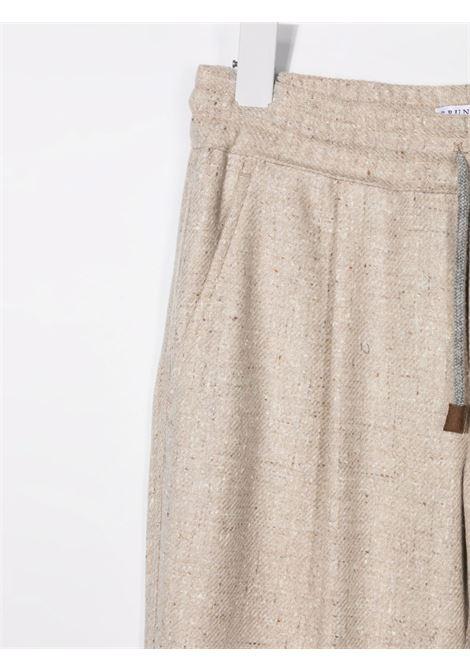 Brunello Cucinelli kids | Trousers | BQ422P503C507