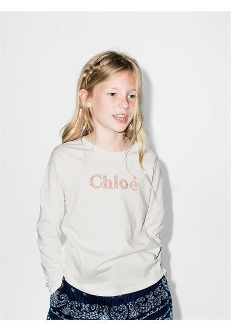 CHLOE' | Tshirt | C15D21117