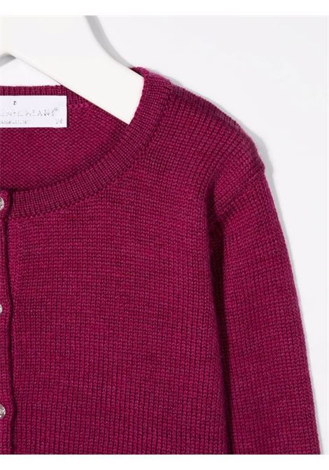 colori chiari  cardigan con bottoni gioiello Colorichiari | Cardigan | FB875548208876