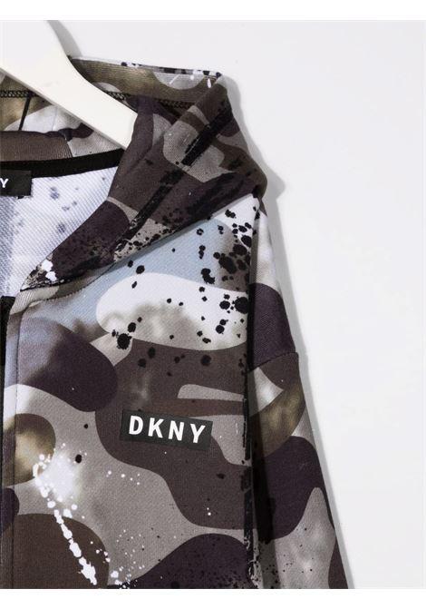dkny felpa cappuccio DKNY | Felpa | D25D6264G