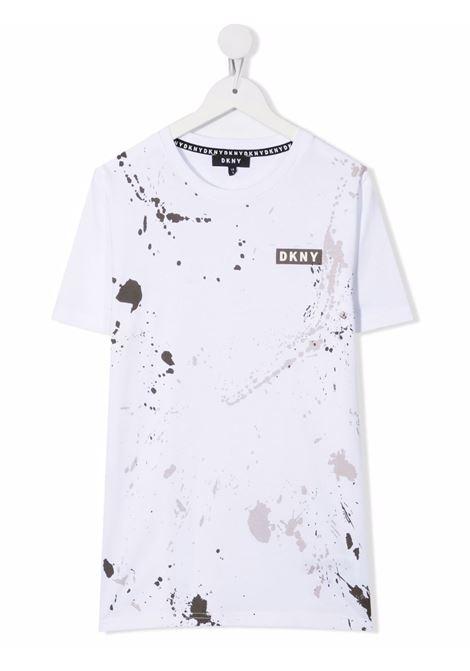 DKNY | Tshirt | D25D6610BT