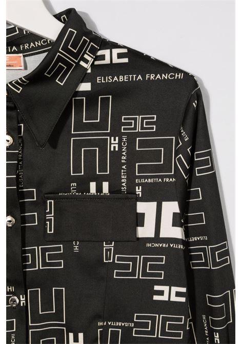 ELISABETTA FRANCHI | Dress | EFAB370RA94YE018N015T