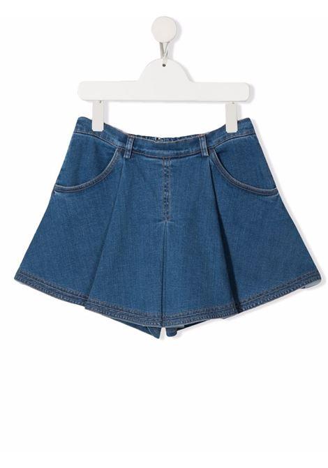 elisabetta franchi la mia bambina ELISABETTA FRANCHI | Shorts | EFBE35DS011YEUNI4003T