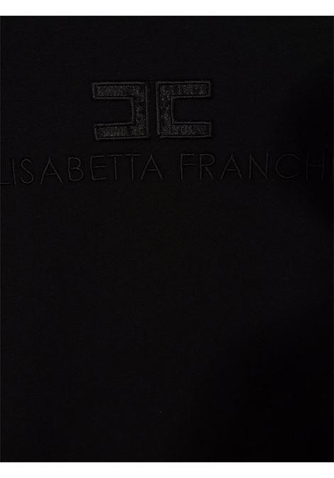 ELISABETTA FRANCHI | Sweatshirt | EFFE87FE001YE007N005