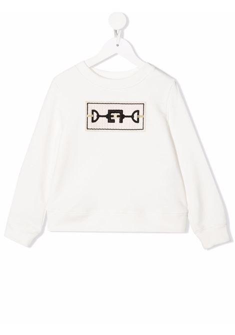 ELISABETTA FRANCHI | Sweatshirt | EFFE88FE156YE0050004
