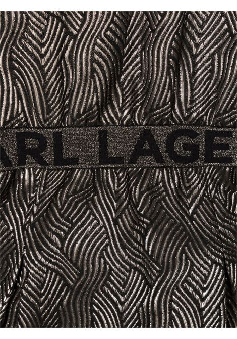 karl lagerfield abito lurex KARL LAGERFELD KIDS | Abito | Z12196M15