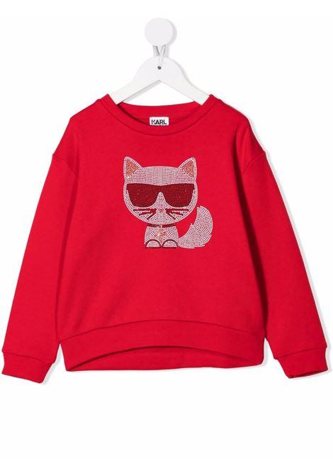 KARL LAGERFELD KIDS | Sweatshirt | Z15338963