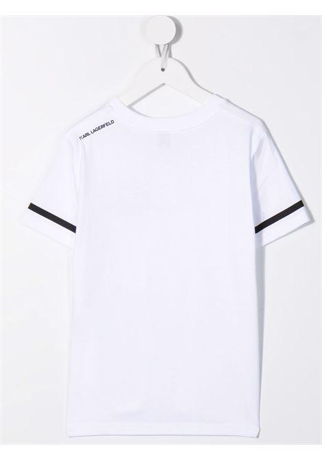 KARL LAGERFELD KIDS   Tshirt   Z2530010B