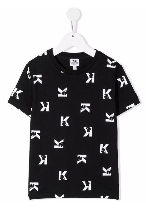 KARL LAGERFELD KIDS   Tshirt   Z2530509B