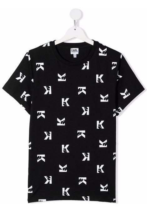 KARL LAGERFELD KIDS   Tshirt   Z2530509BT