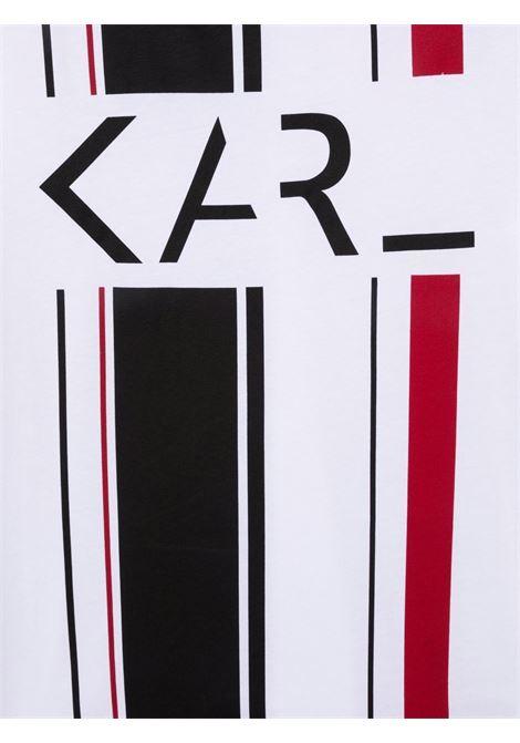karl lagerfeld  tshirt con stampa logo KARL LAGERFELD KIDS   Tshirt   Z2531110BT