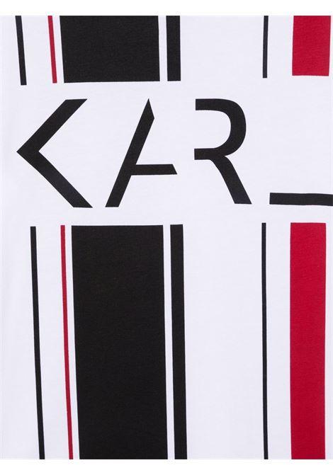karl lagerfeld  tshirt con stampa logo KARL LAGERFELD KIDS   Tshirt   Z2531110B