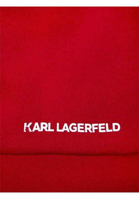karl lagerfeld KARL LAGERFELD KIDS | Felpa | Z25319963