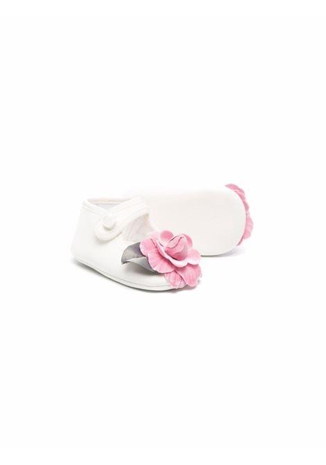 monnalisa ballerina punto milano con rosellina MONNALISA BEBE | Ballerina | 39800182070001