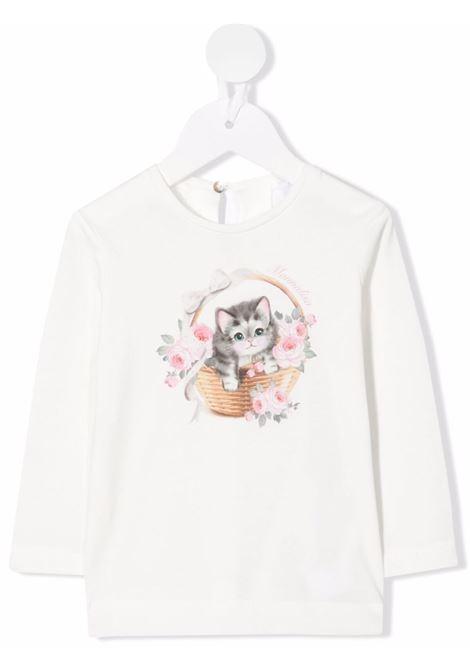 MONNALISA BEBE | Tshirt | 398606SE80020001