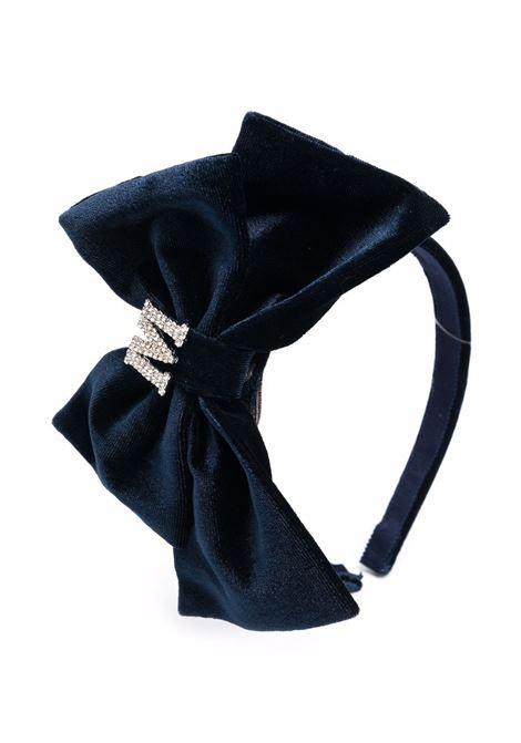 monnalisa cerchietto velluto  con fiocco MONNALISA | Cerchietto | 1780048084056S
