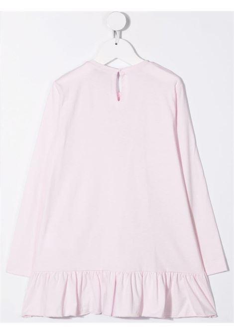 monnalisa maxi tshirt con galetta MONNALISA | Maxi t shirt | 198613SL80020091
