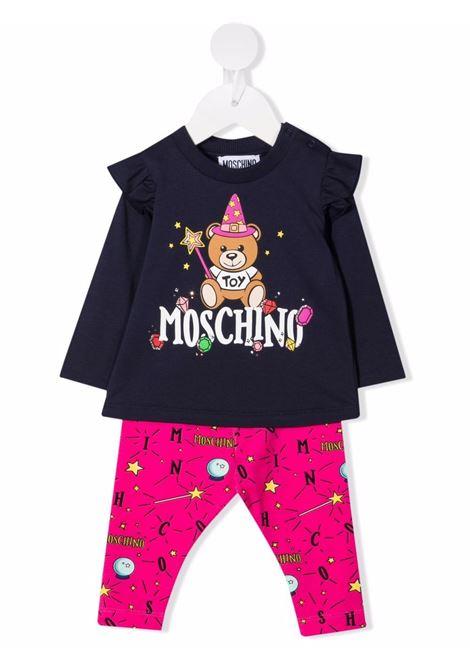 MOSCHINO BABY | Suit | MDK01XLBB7083248