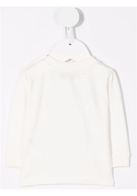 moschino tshirt con stampa orsetto magia MOSCHINO BABY | Tshirt | MMO002LBA2210063