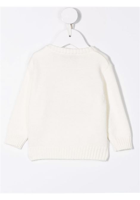 moschino maglia con orsetto MOSCHINO BABY | Maglia | MNW00JLHE0910063