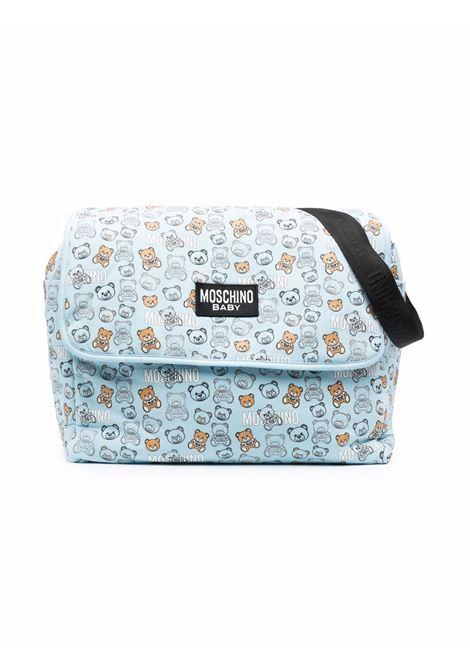 moschino nursery con orsetti MOSCHINO BABY | Nursery | MNX03DLDB7283349