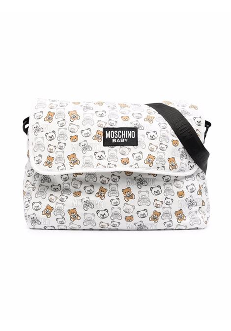 moschino nursery con orsetti MOSCHINO BABY   Nursery   MNX03DLDB7283352