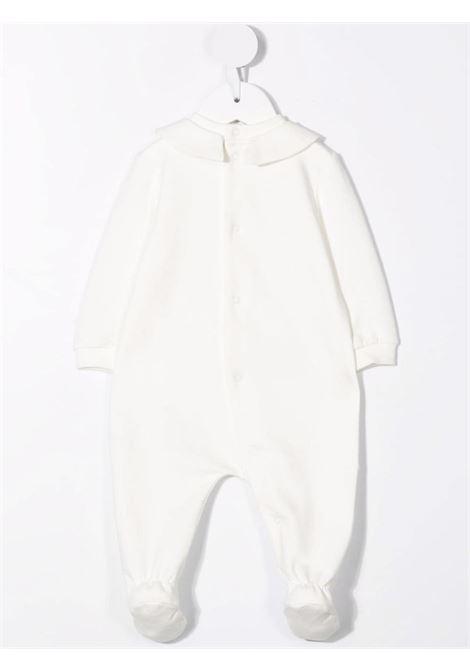 moschino tutina con stampa orsetto con dondolo MOSCHINO BABY | Tutina | MUT02ELDA2210063