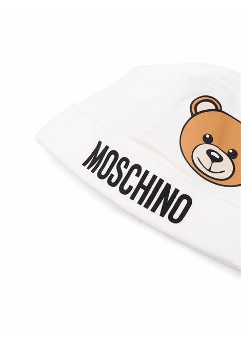 moschino cappellino con orsetto MOSCHINO BABY | Cappellino | MUX03WLDA1410063