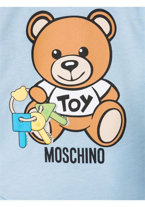 moschino body con orsetto MOSCHINO BABY | Body | MUY03NLAA1940069