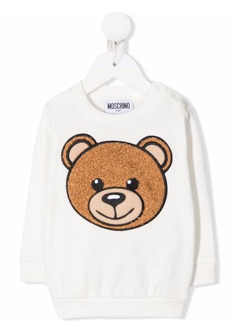 MOSCHINO BABY | Sweatshirt | MWF03ELDA1610063