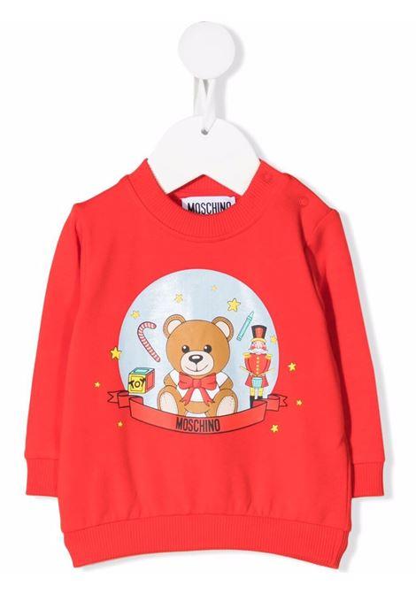 MOSCHINO BABY | Sweatshirt | MZF03ELDA2250109