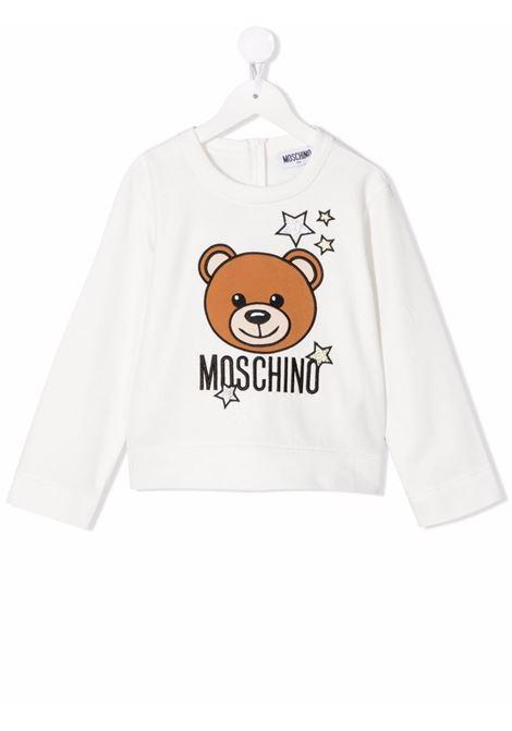 MOSCHINO KIDS | Sweatshirt | HDF03CLCA2510063